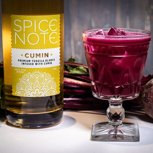 Spice Note Ginger Beet 'Rita