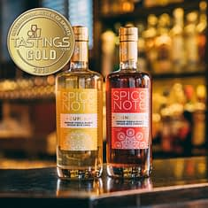 Spice Note Tequila - 2018 Tastings Gold Rating