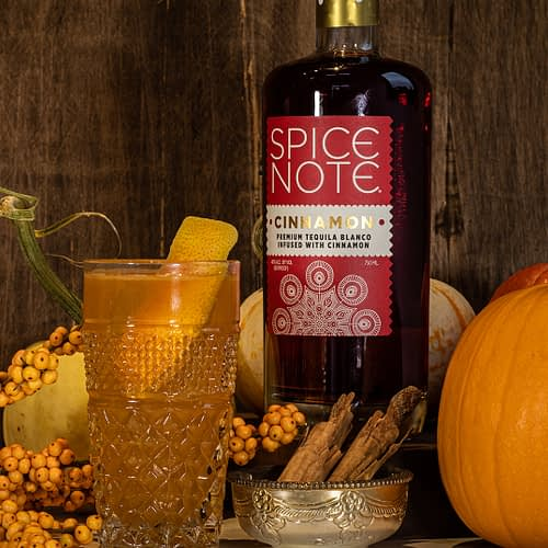 Spice Note Pumpkin Pie Paloma