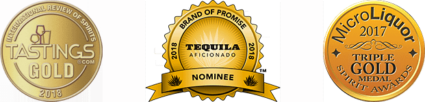 Spice Note Tequila - Awards