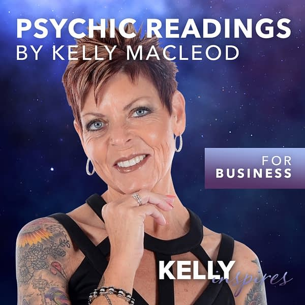 Psychic Readings For Business By Kelly MacLeod