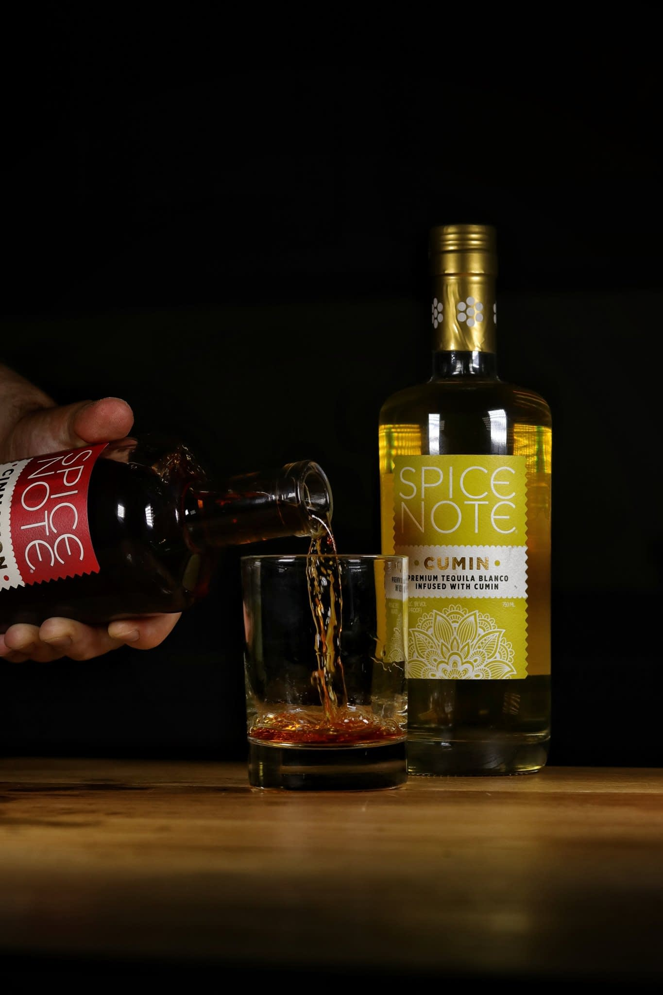 Spice Note Tequila Wins Gold